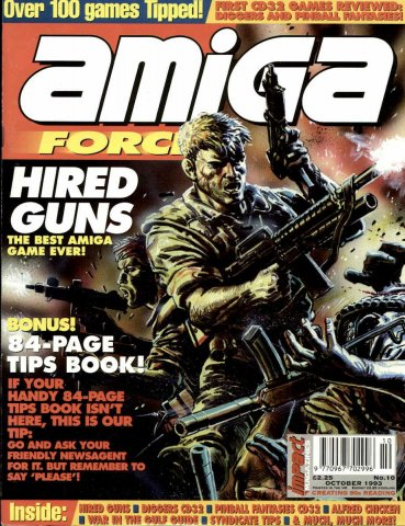 Amiga Force Issue 10