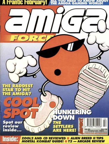 Amiga Force Issue 15