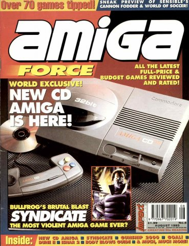Amiga Force Issue 08