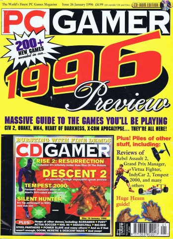 PC Gamer UK 026 January 1996