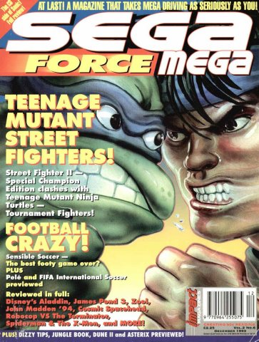 Sega Force Mega Issue 06