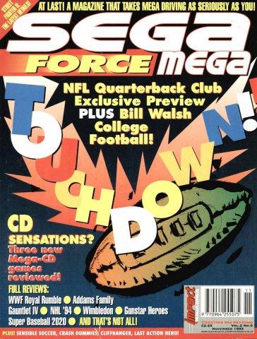 Sega Force Mega Issue 05