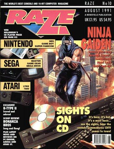 Raze Issue 10