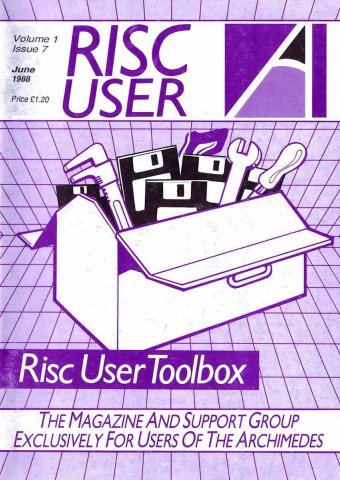 RISC User Issue 07