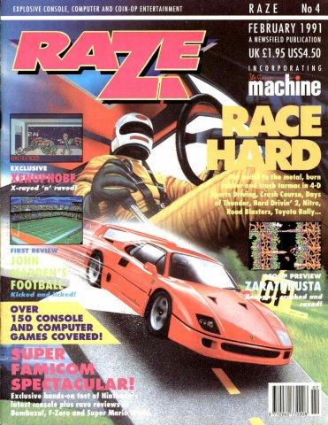Raze Issue 04