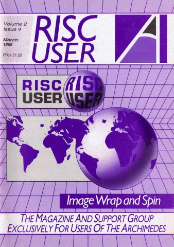 RISC User Issue 14