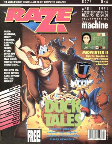 Raze Issue 06