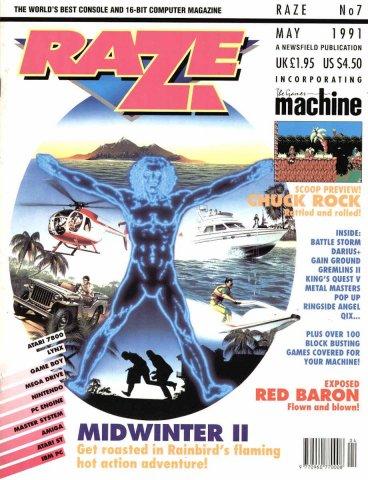 Raze Issue 07