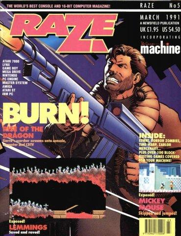 Raze Issue 05
