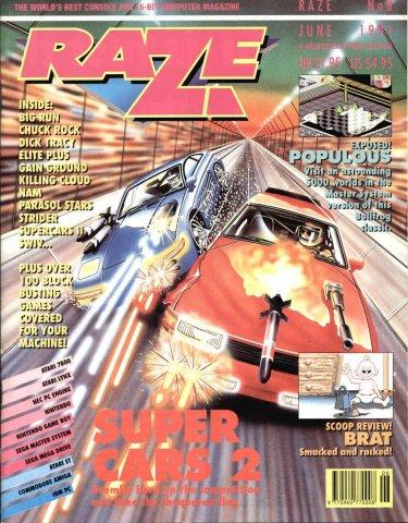 Raze Issue 08