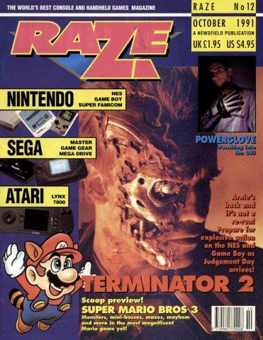 Raze Issue 12