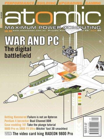 Atomic 029 (June 2003)