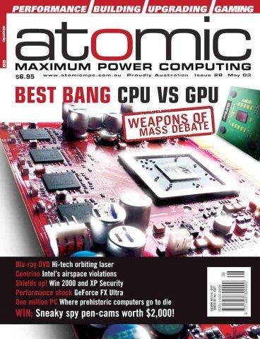 Atomic 028 (May 2003)