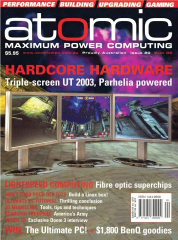 Atomic 020 (September 2002)