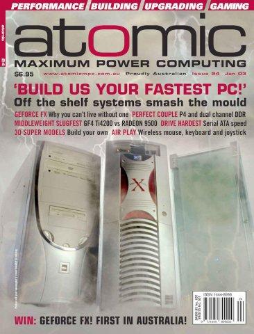 Atomic 024 (January 2003)
