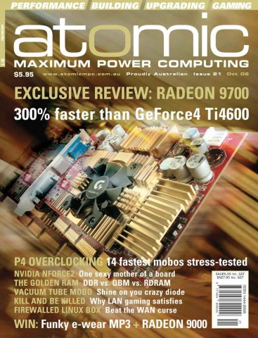 Atomic 021 (October 2002)
