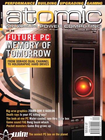 Atomic 031 (August 2003)