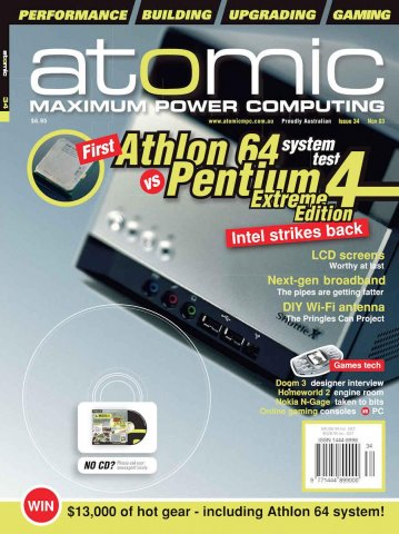 Atomic 034 (November 2003)