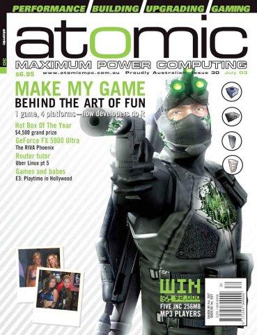 Atomic 030 (July 2003)