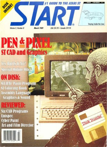 STart Issue 19