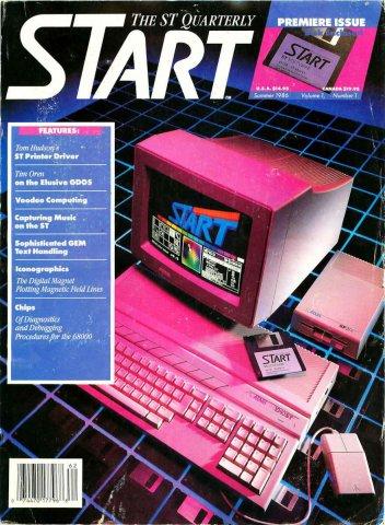 STart Issue 01