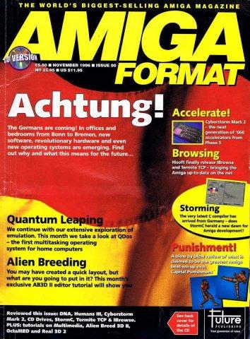 Amiga Format 90