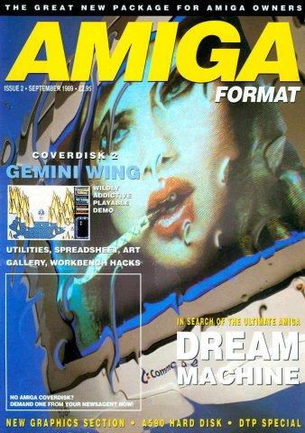Amiga Format 2