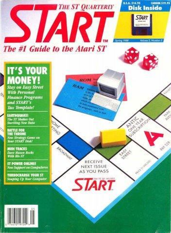 STart Issue 10