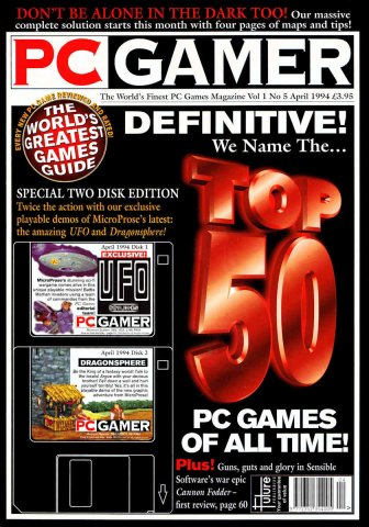 PC Gamer UK 005 April 1994
