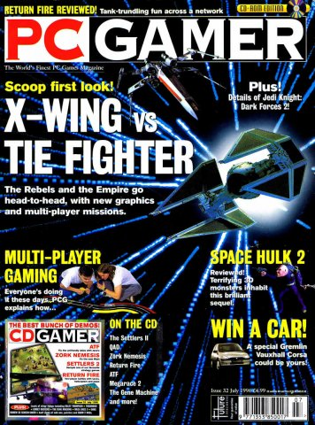 PC Gamer UK 032 July 1996