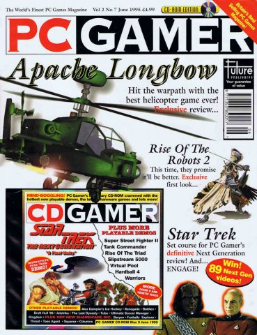 PC Gamer UK 019 June 1995