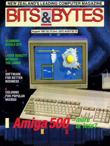 Bits & Bytes 1987 08