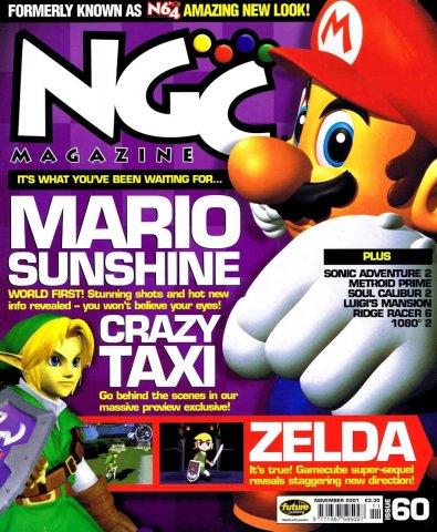 NGC Issue 060 (November 2001)