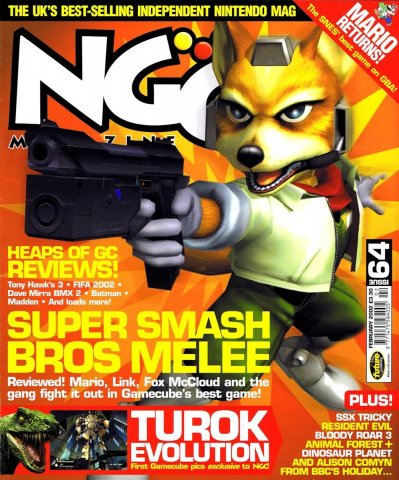 NGC Issue 064 (February 2002)