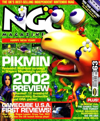 NGC Issue 063 (January 2002)