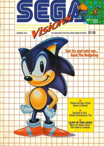 Sega Visions Issue 005