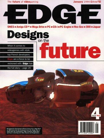 Edge 004 (January 1994)