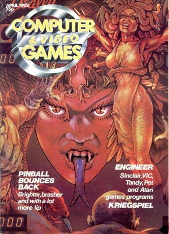 Computer & Video Games 006 (April 1982)