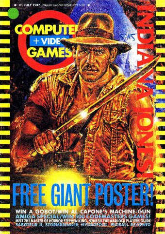 Computer & Video Games 069 (July 1987)