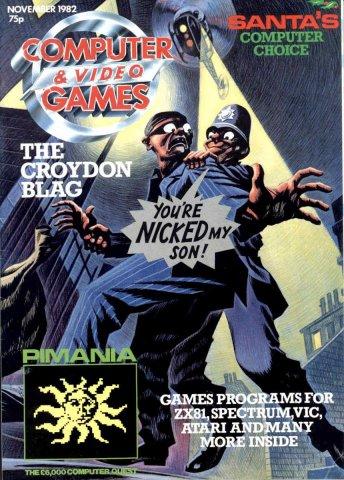 Computer & Video Games 013 (November 1982)