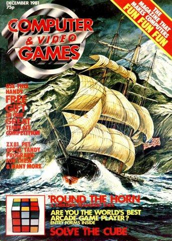 Computer & Video Games 002 (December 1981)