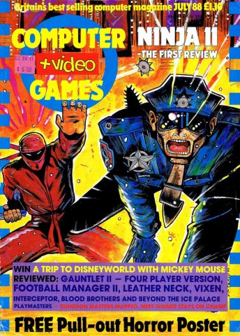 Computer & Video Games 081 (July 1988)