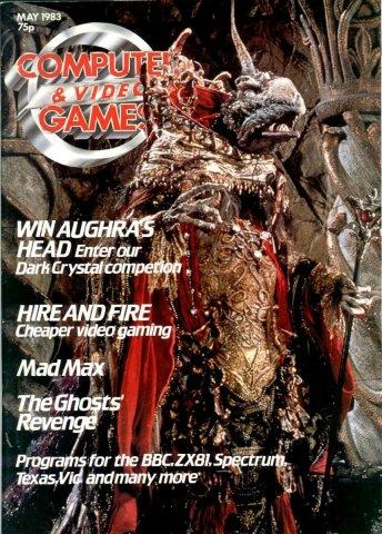 Computer & Video Games 019 (May 1983)