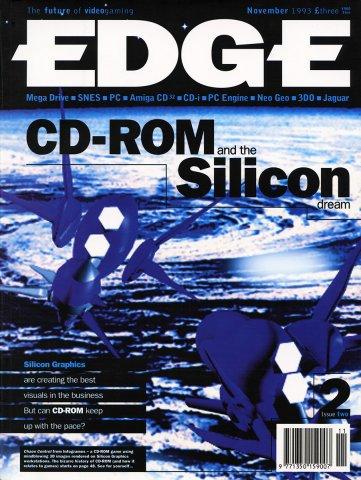 Edge 002 (November 1993)