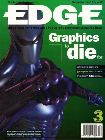 Edge 003 (December 1993)