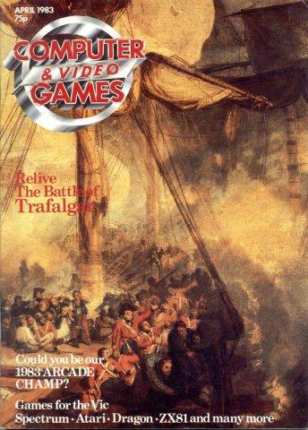 Computer & Video Games 018 (April 1983)