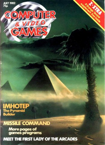 Computer & Video Games 009 (July 1982)
