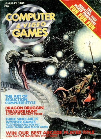 Computer & Video Games 003 (January 1982)