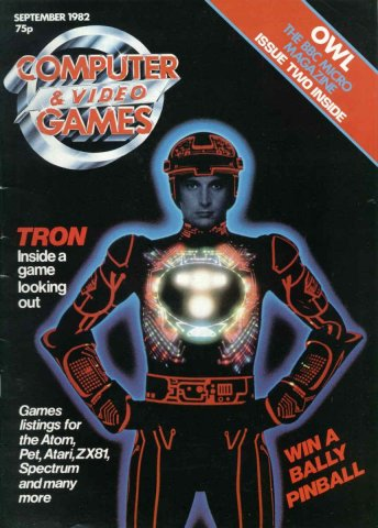 Computer & Video Games 011 (September 1982)