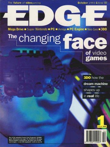 Edge 001 (October 1993)